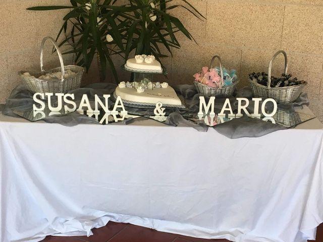 O casamento de Mario e Susana em Vilar do Pinheiro, Vila do Conde 6