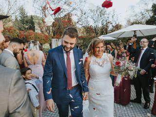 O casamento de Filipa e Francisco