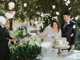O casamento de Maria João e António