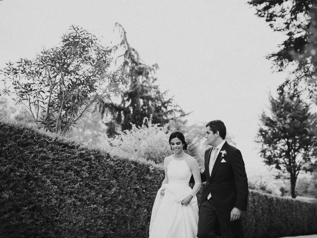 O casamento de Madalena e Guilherme