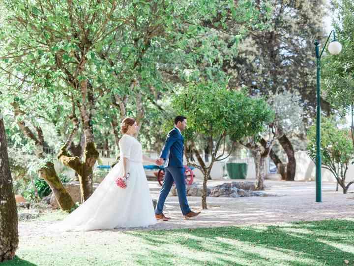 O casamento de Susana e Hugo