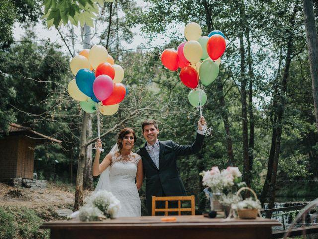 O casamento de Ricardo e Cátia em Aguiar de Sousa, Paredes 1
