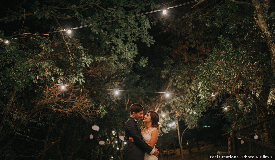 O casamento de Ricardo e Cátia em Aguiar de Sousa, Paredes