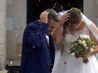 O casamento de Patrícia Oliveira  e Cláudio Borralho 3
