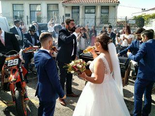 O casamento de Patrícia Oliveira  e Cláudio Borralho