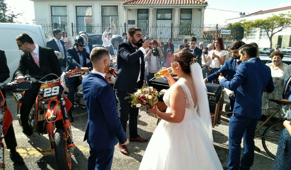 O casamento de Cláudio Borralho e Patrícia Oliveira  em Santa Catarina da Serra, Leiria (Concelho)