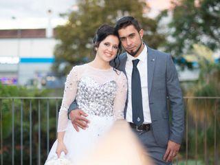 O casamento de Fabiana e Fábio