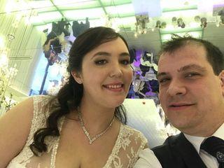 O casamento de Sandrina e Rui