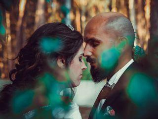 O casamento de Marisa e Manuel