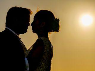O casamento de Marília e Pedro