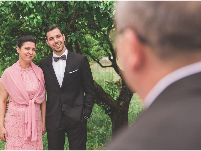 O casamento de Tiago e Marta em Rio Tinto, Gondomar 8