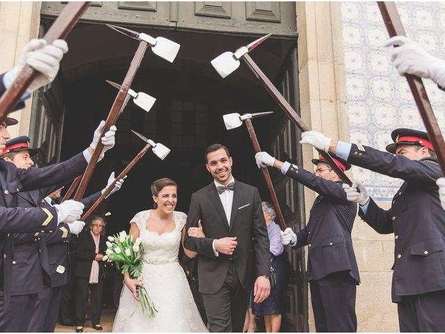 O casamento de Tiago e Marta em Rio Tinto, Gondomar 23