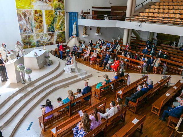 O casamento de Pedro e Marília em Entroncamento, Entroncamento 12