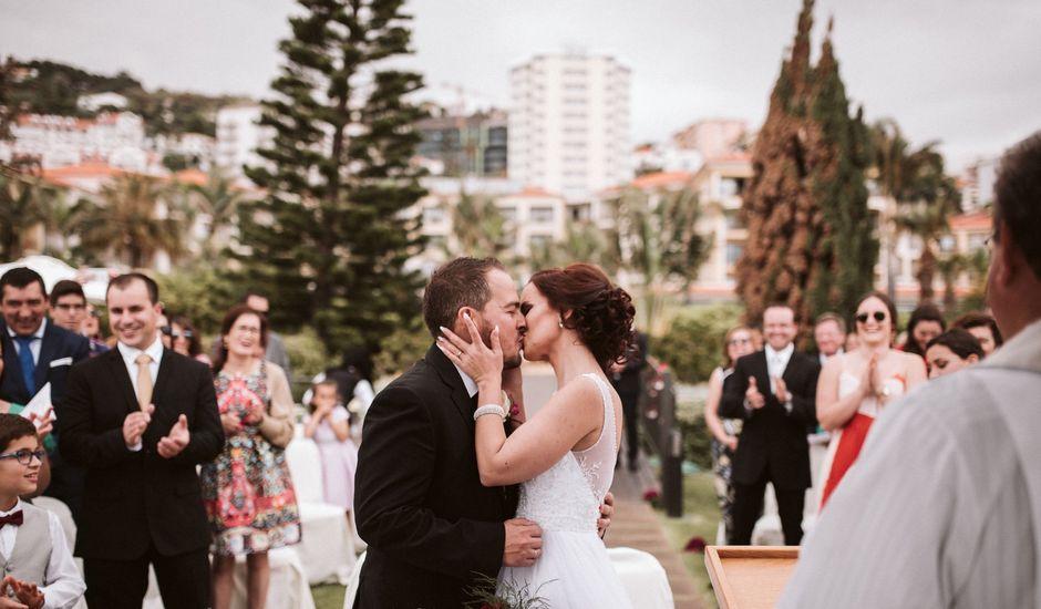 O casamento de Rúben  e Joana em Funchal, Madeira