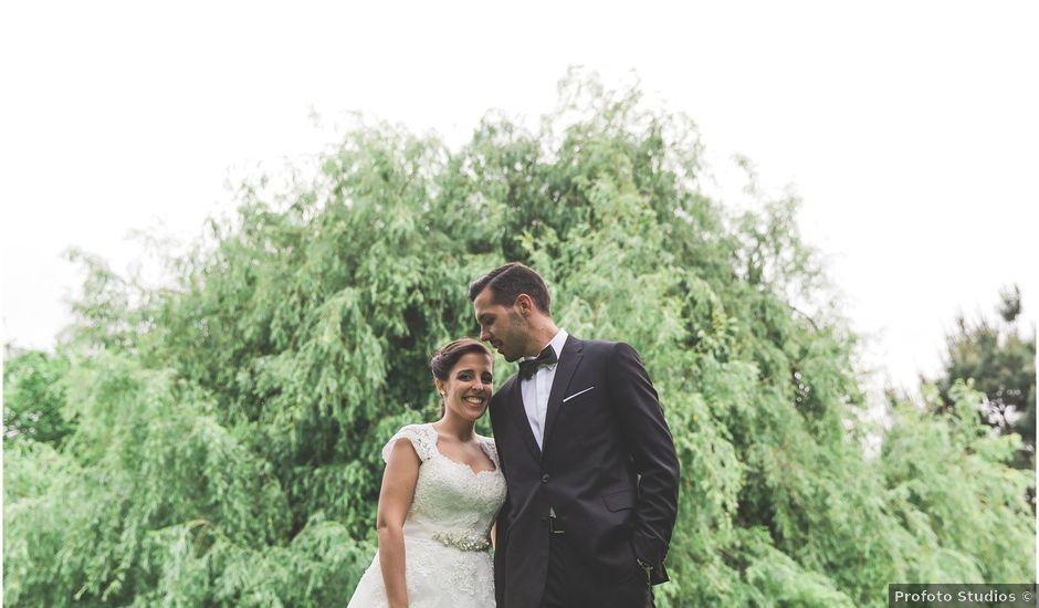 O casamento de Tiago e Marta em Rio Tinto, Gondomar