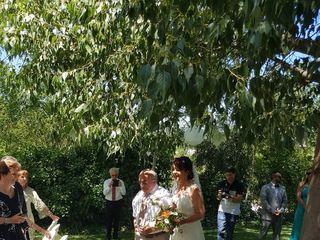 O casamento de Martina e François 1