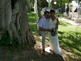 O casamento de Martina e François