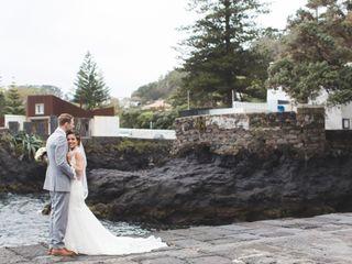 O casamento de Natalia e Joey