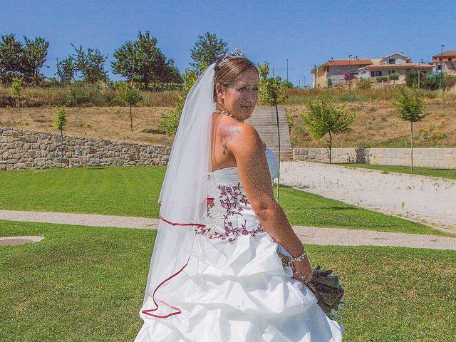 O casamento de Tiago e Maria em Queimada, Armamar 8