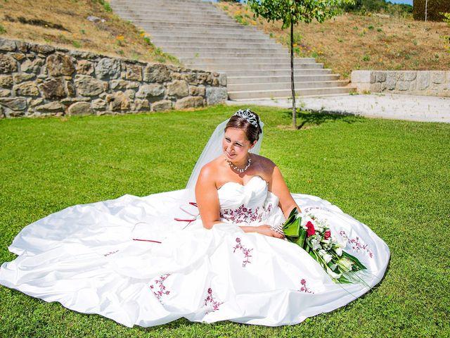 O casamento de Tiago e Maria em Queimada, Armamar 10