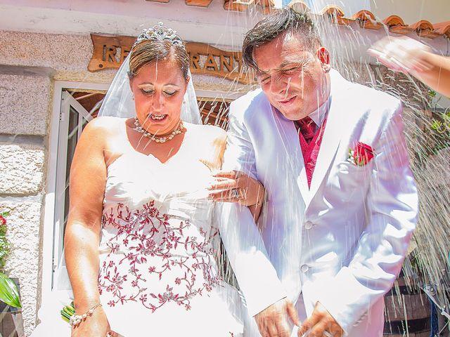 O casamento de Maria e Tiago