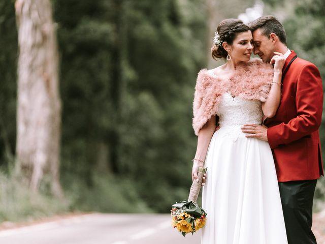O casamento de Paula e Joaquim