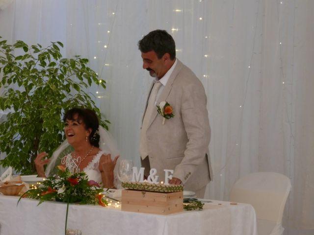 O casamento de François e Martina em Moncarapacho, Olhão 1