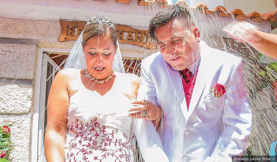 O casamento de Tiago e Maria em Queimada, Armamar