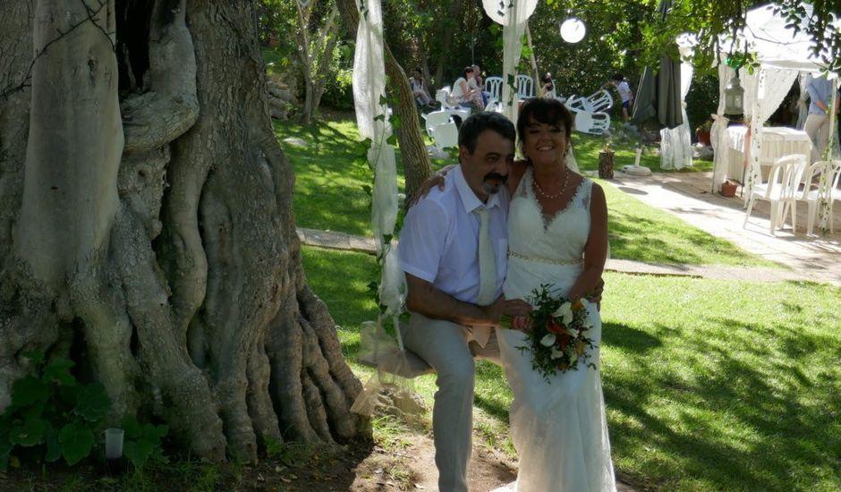 O casamento de François e Martina em Moncarapacho, Olhão