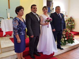 O casamento de Isabel  e Vítor  1