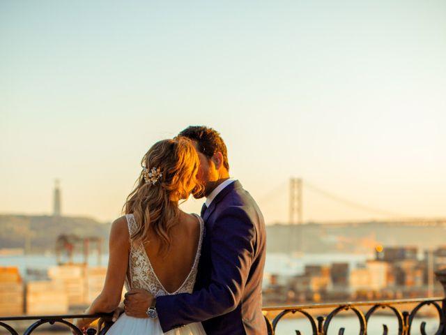 O casamento de Rui e Ana em Lisboa, Lisboa (Concelho) 1