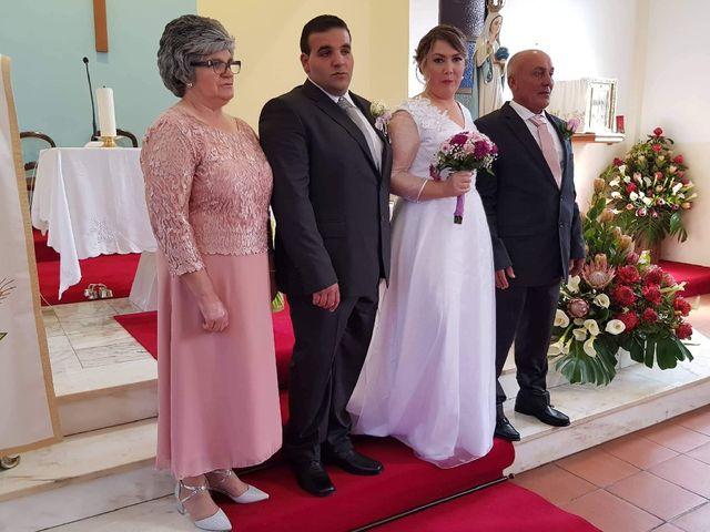 O casamento de Isabel  e Vítor
