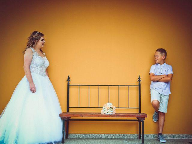 O casamento de João e Rita em Mosteiró, Santa Maria da Feira 7