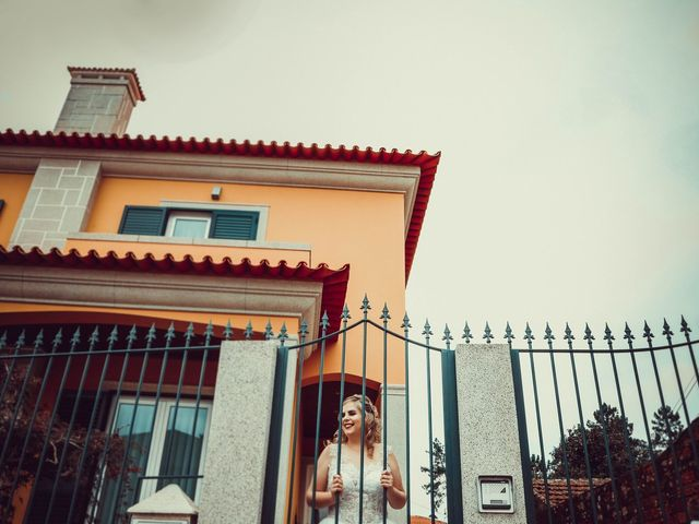 O casamento de João e Rita em Mosteiró, Santa Maria da Feira 9