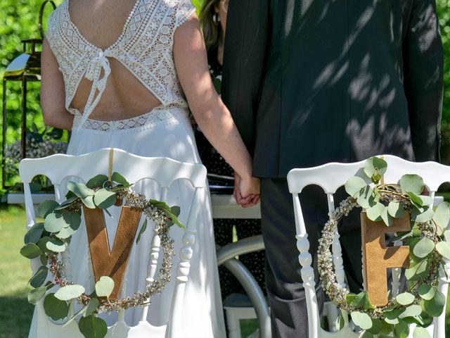 O casamento de Filipe e Vanessa em Pataias, Alcobaça 15
