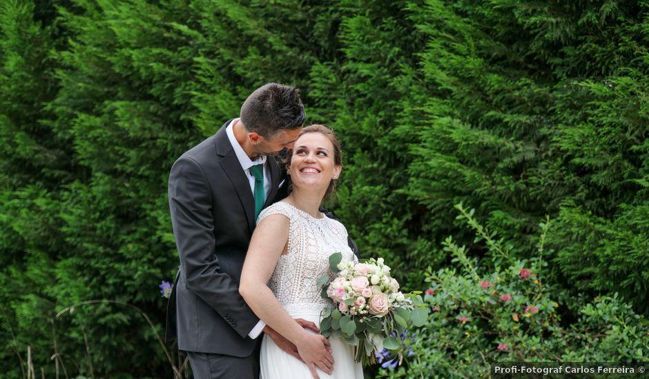 O casamento de Filipe e Vanessa em Pataias, Alcobaça