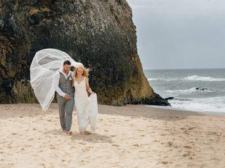 O casamento de Simone e Will