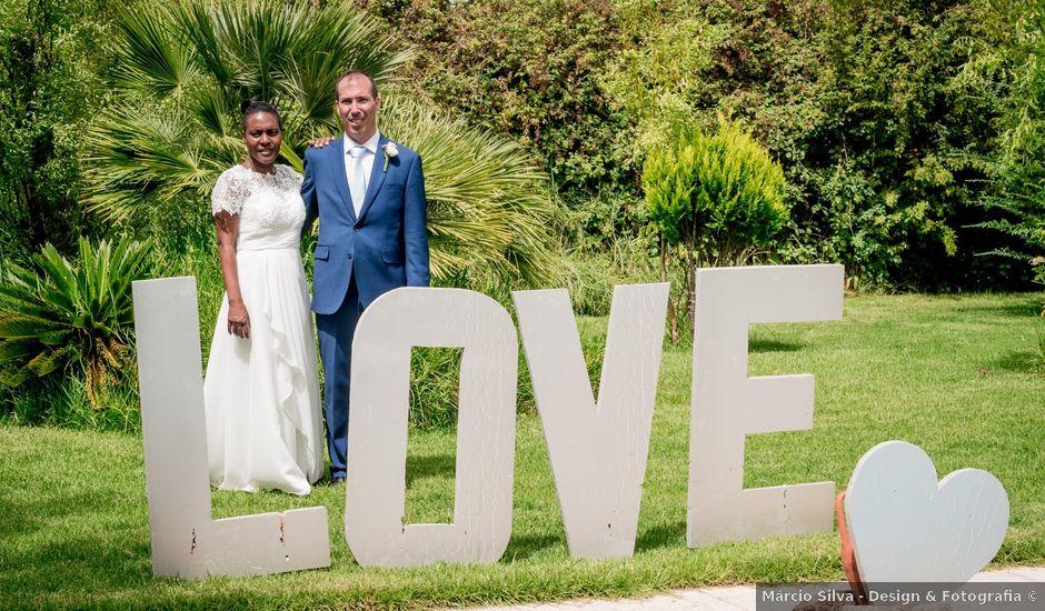 O casamento de Eduardo e Carla em Moita, Moita