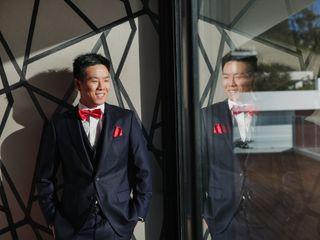 O casamento de Zhouyan e Jerson 3