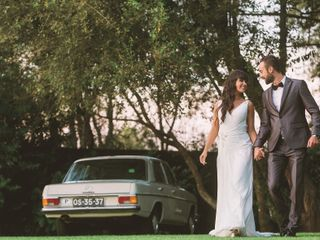 O casamento de Cristiana e Paulo