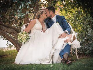 O casamento de Sara e Rúben