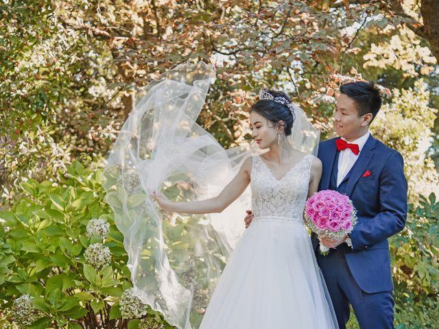 O casamento de Jerson e Zhouyan em Arruda dos Vinhos, Arruda dos Vinhos 17