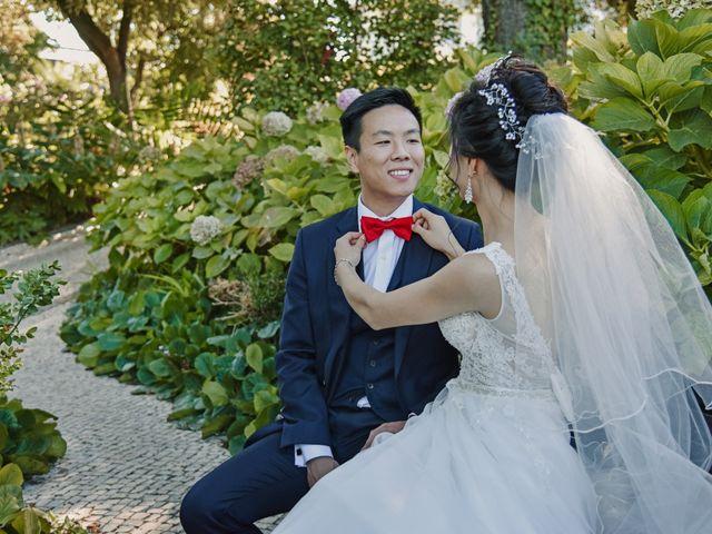 O casamento de Jerson e Zhouyan em Arruda dos Vinhos, Arruda dos Vinhos 22