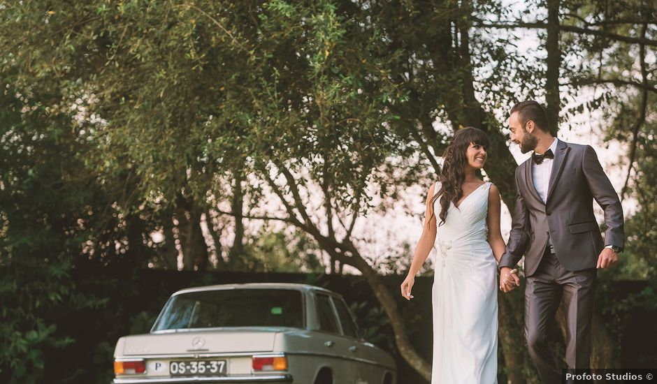O casamento de Paulo e Cristiana em Penafiel, Penafiel