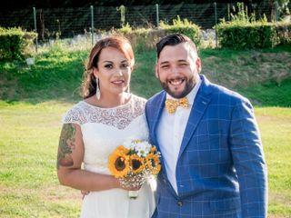 O casamento de Alexandra e Cláudio 3