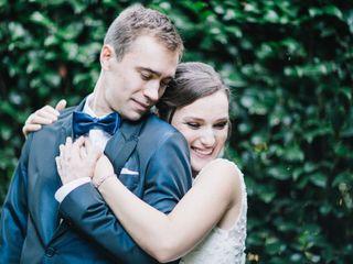 O casamento de Carla e Sérgio