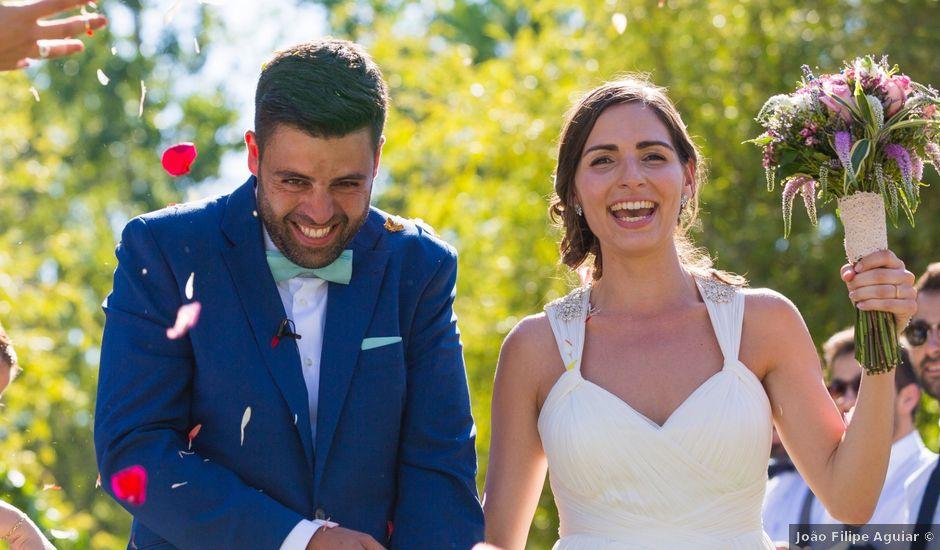 O casamento de Filipe e Ana em Pombal, Pombal