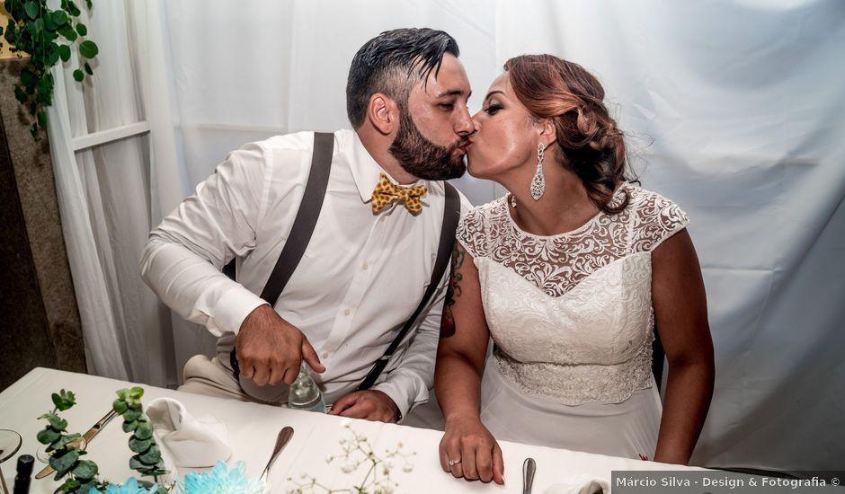 O casamento de Cláudio e Alexandra em Palmela, Palmela