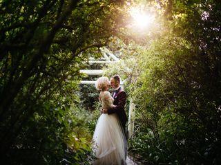 O casamento de Kasia e Pedro