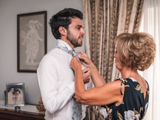 O casamento de Patrícia e André 2